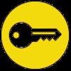 1K_Key_Yellow